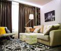 Дизайн гостиной 18 кв. м: идеи отделки, фото интерьеров.