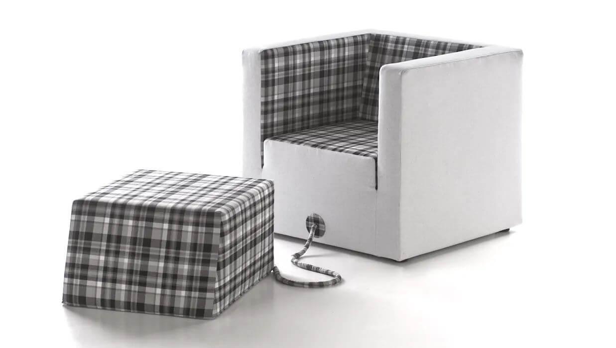 кресло DECUBE