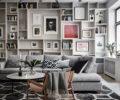 Стеллаж во всю стену: 15 стильных идей и решений